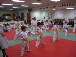Bixby Martial Arts Class
